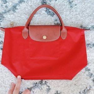 Authentic Longchamp Tote, Small